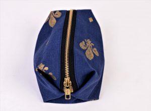 Sustainable make up purse