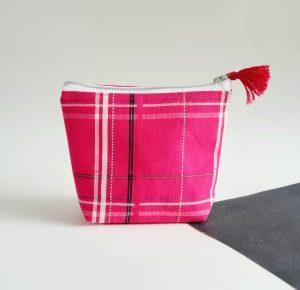small purse pink