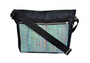 Crossbody bag teal