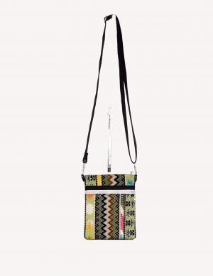 Small crossbody bag for walking